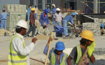 Qatar World Cup labour costs to rise after revelation of construction deaths