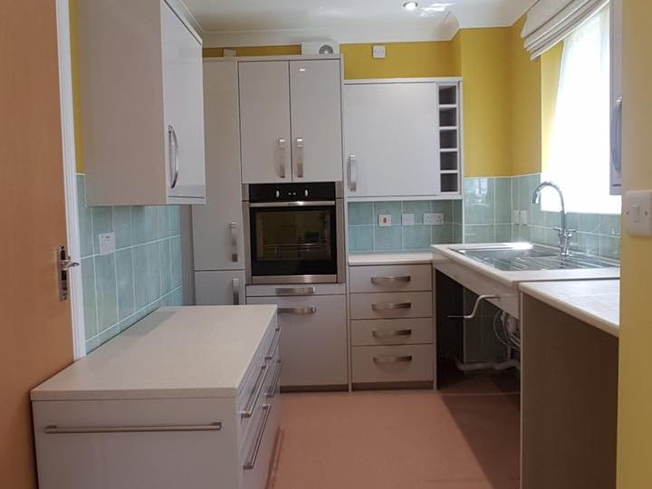 Kitchen Design For Disabled. Accessible Kitchens Installations Disabled Adaptations  GMS